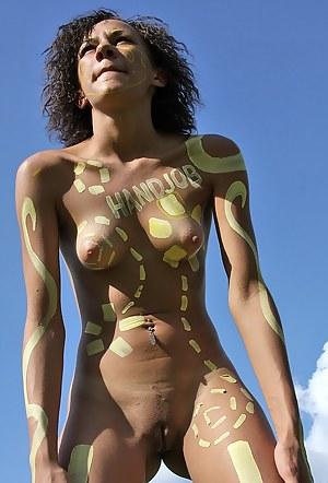 Body Paint Porn Pictures